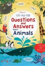 Usborne Questions & Answers Animals
