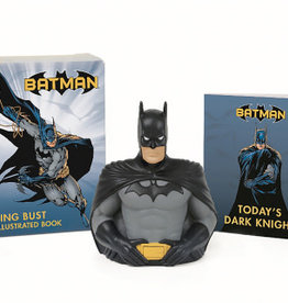 Hachette Mini Kit Batman Talking Bust