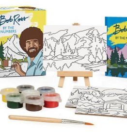 Hachette Mini Kit Bob Ross By the Numbers