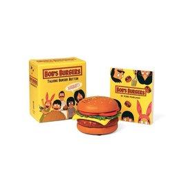 Hachette Mini Kit Bob's Burgers Talking Burger