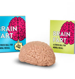 Hachette Mini Kit Brain Fart Stress Ball