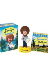 Hachette Mini Kit Bob Ross Bobblehead