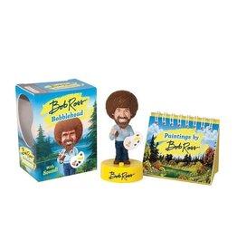 Hachette Mini Kit Bob Ross Bobblehead