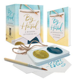 Hachette Mini Kit By Hand Lettering Kit
