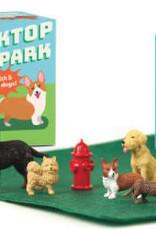 Hachette Mini Kit Desktop Dog Park