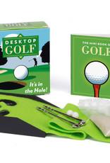 Hachette Mini Kit Desktop Golf