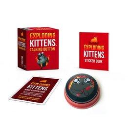 Hachette Mini Kit Exploding Kittens Talking Button