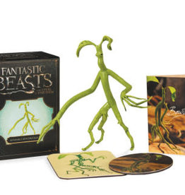 Hachette Mini Kit Fantastic Beasts Bendable Bowtruckle