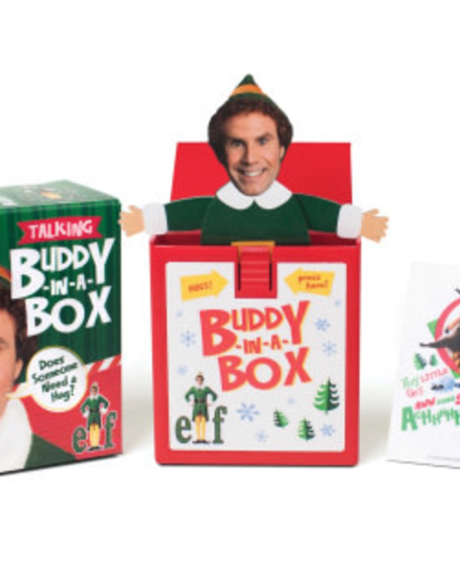 Hachette Mini Kit Elf Talking Buddy in a Box