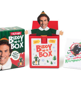 Hachette Mini Kit Elf Talking Buddy in a Box