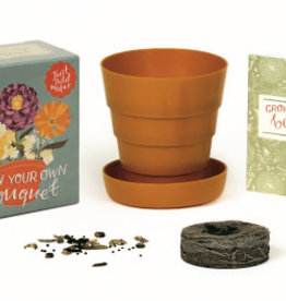 Hachette Mini Kit Grow Your Own Bouquet