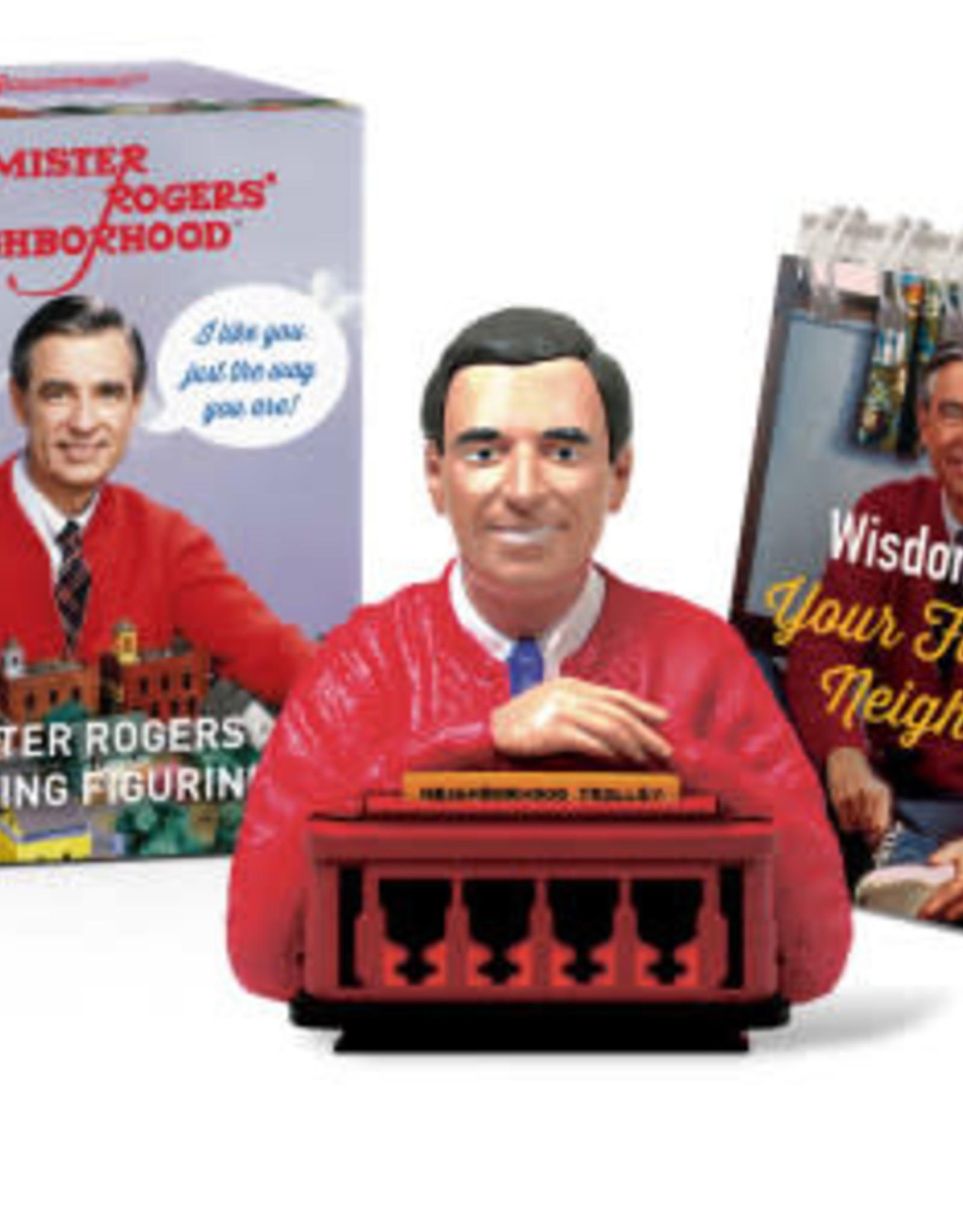 Hachette Mini Kit Mister Rogers' Neighborhood Figurine
