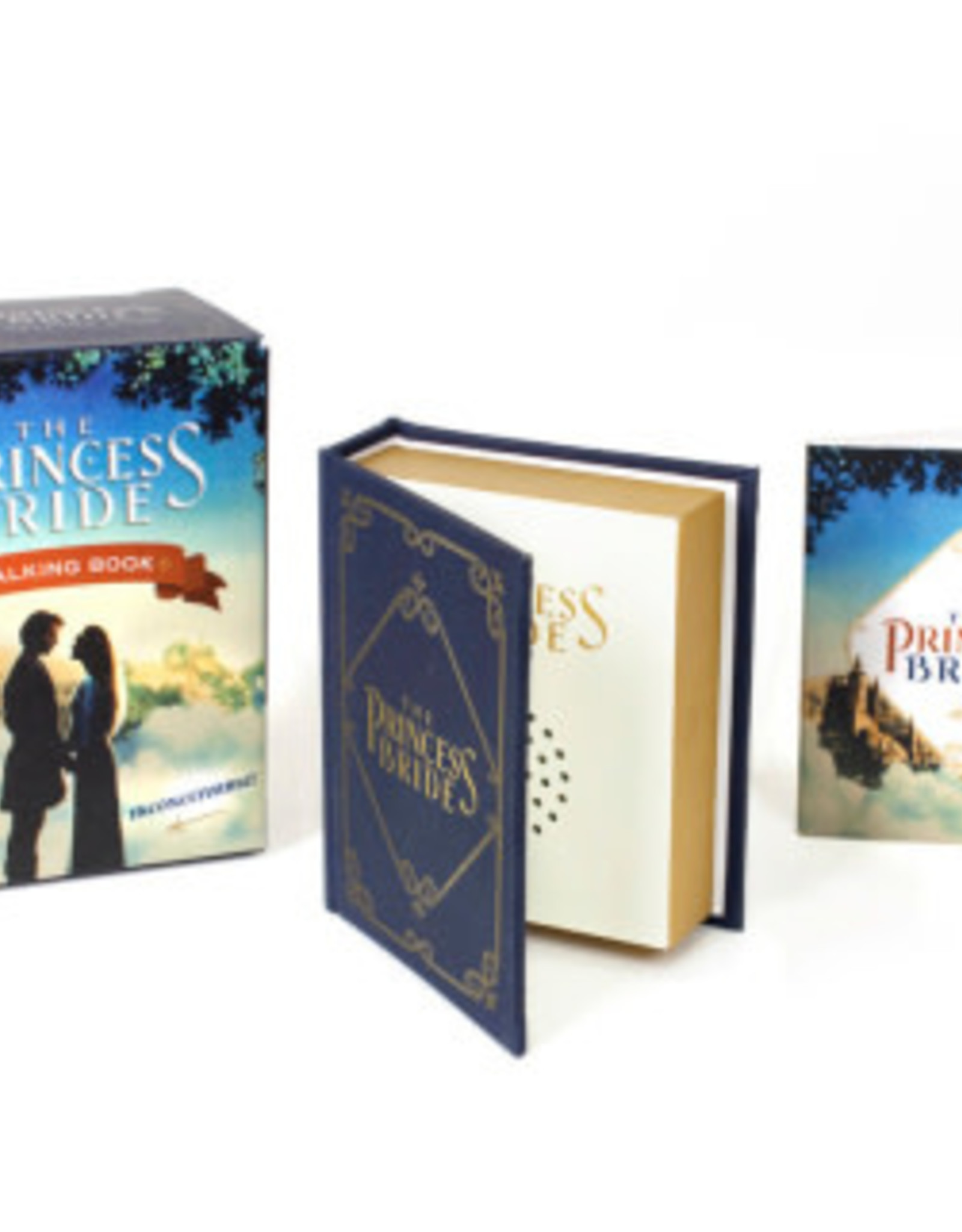 Hachette Mini Kit Princess Bride Talking Book