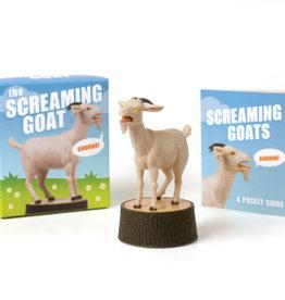 Hachette Mini Kit Screaming Goat
