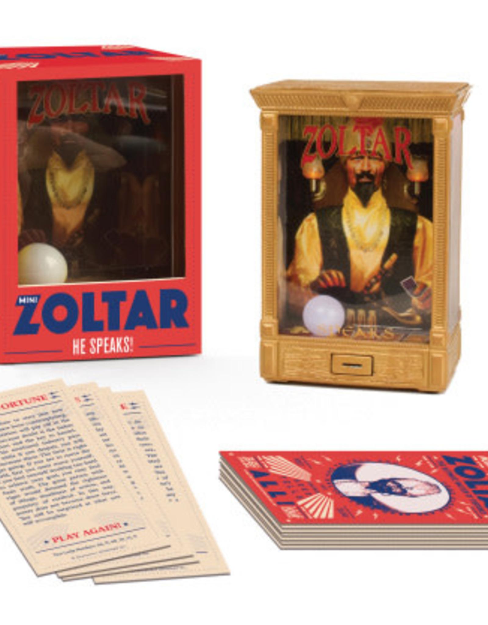 Hachette Mini Kit Zoltar Set