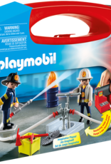 Playmobil PM Carry Case Fire Rescue