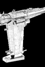 Metal Earth ME Resistance Bomber Last Jedi Star Wars
