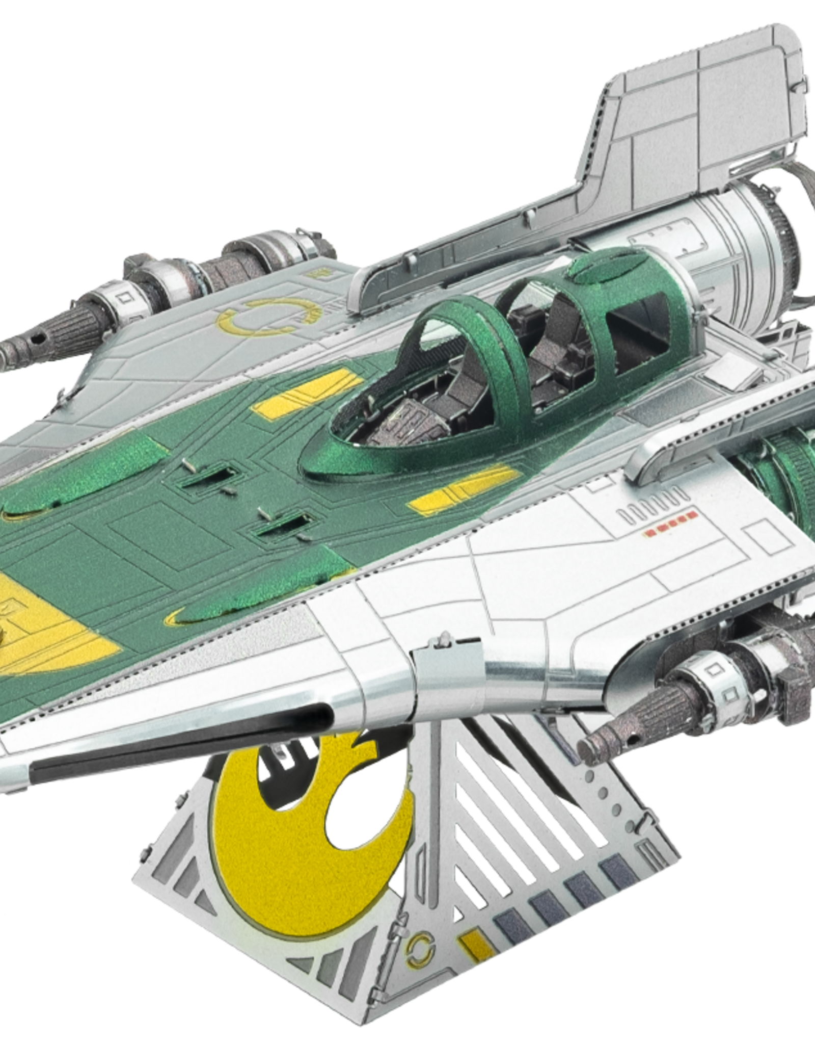 Metal Earth ME Resistance A-Wing Fighter