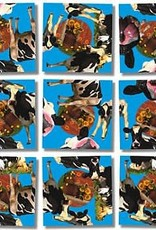 B Dazzle Scramble Squares Cows