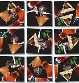 B Dazzle Scramble Squares Cocktails