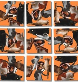 B Dazzle Scramble Squares Cats