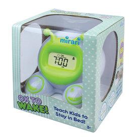 MIRARI OK to Wake Alarm Clock