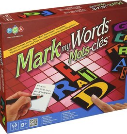 Family Games Mark My Words Game