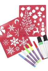 Hearthsong Holiday Chalkscapes kit