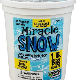 Continuum Games Miracle Snow 1 lb Bucket