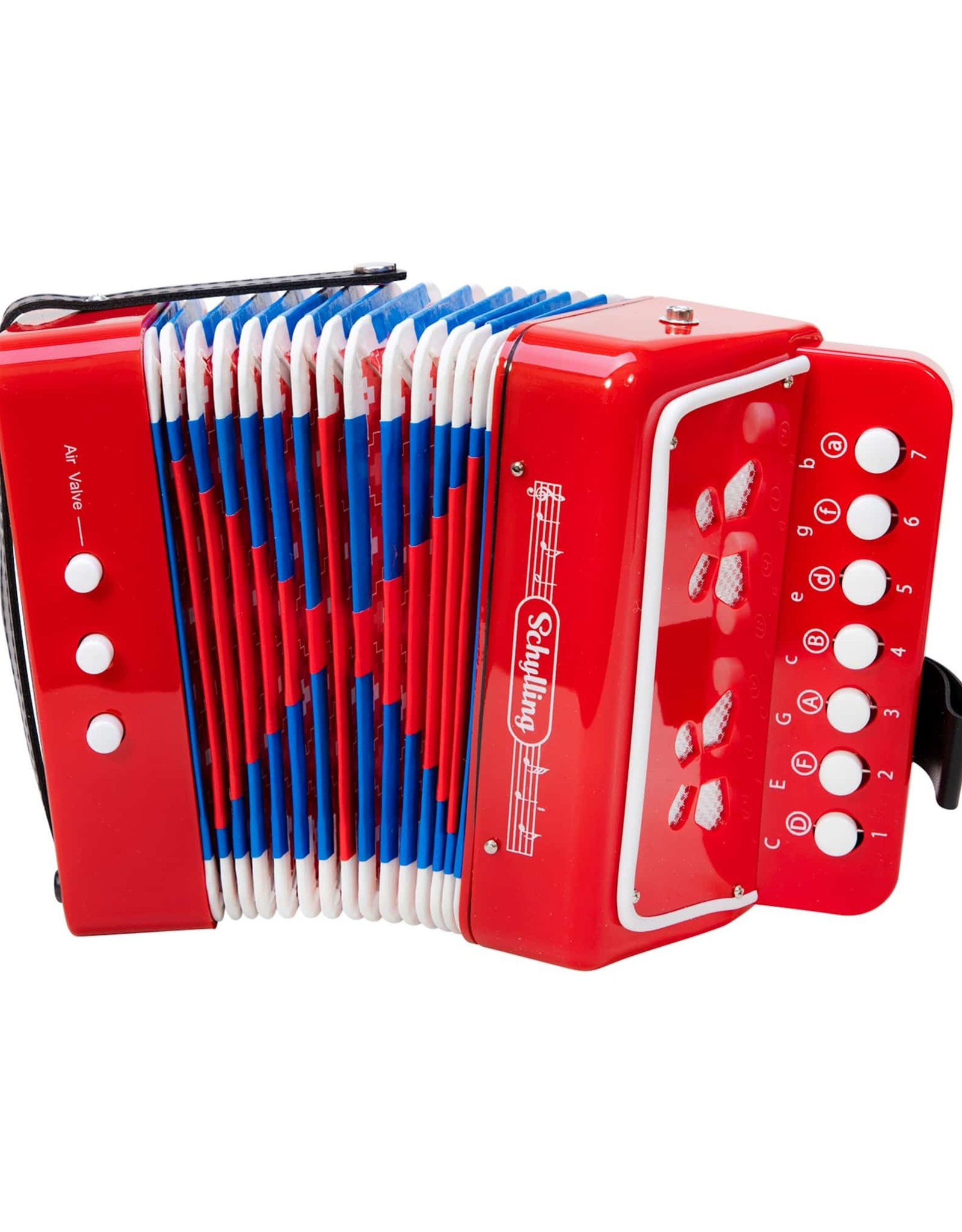 Schylling Accordian