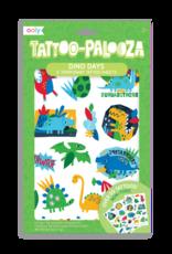Ooly Tattoo Palooza Dino Days