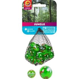 Mega Marbles Jungle Marble Game Net