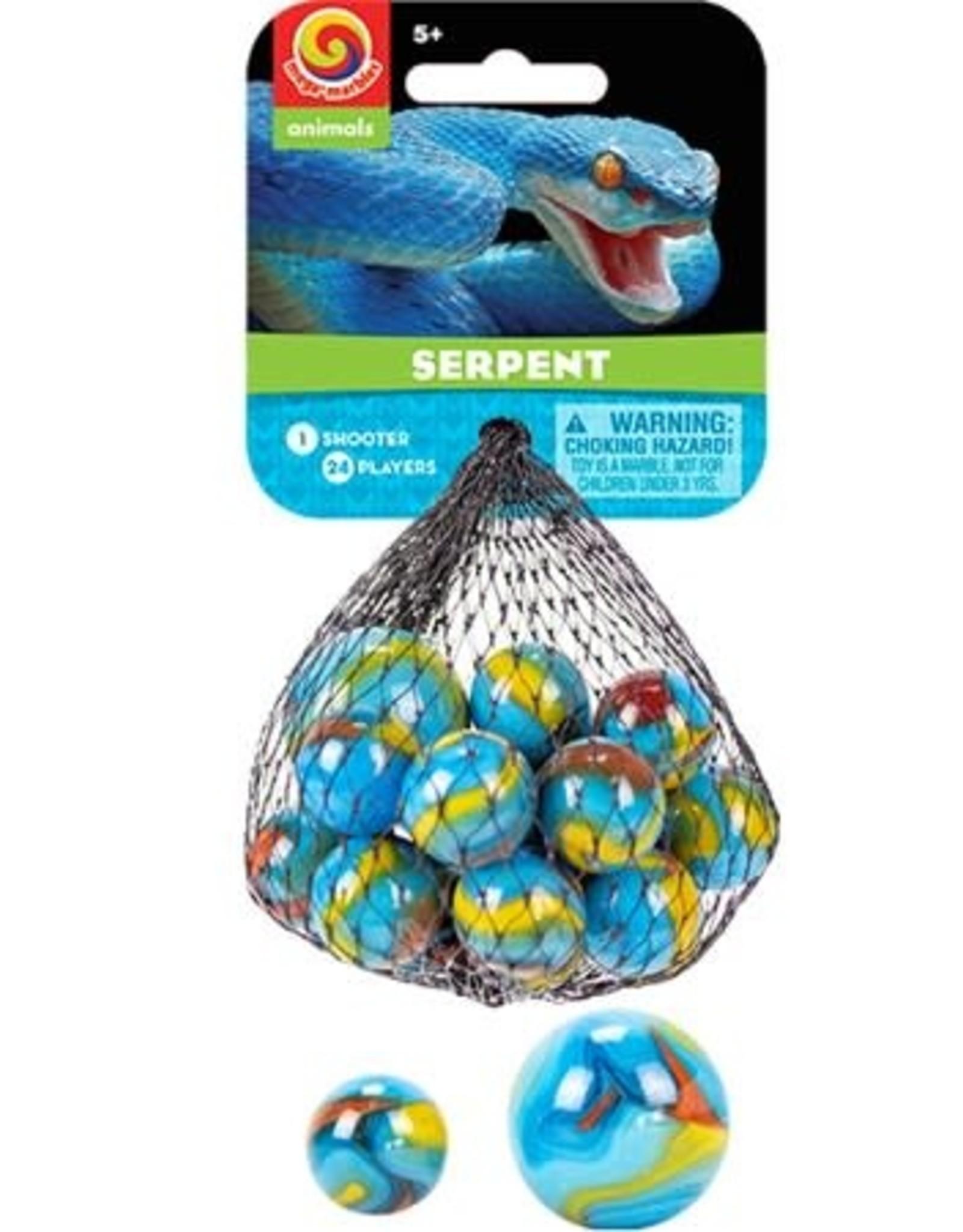 Mega Marbles Serpent Marble Game Net