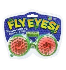 Club Earth Fly Eyes Glasses
