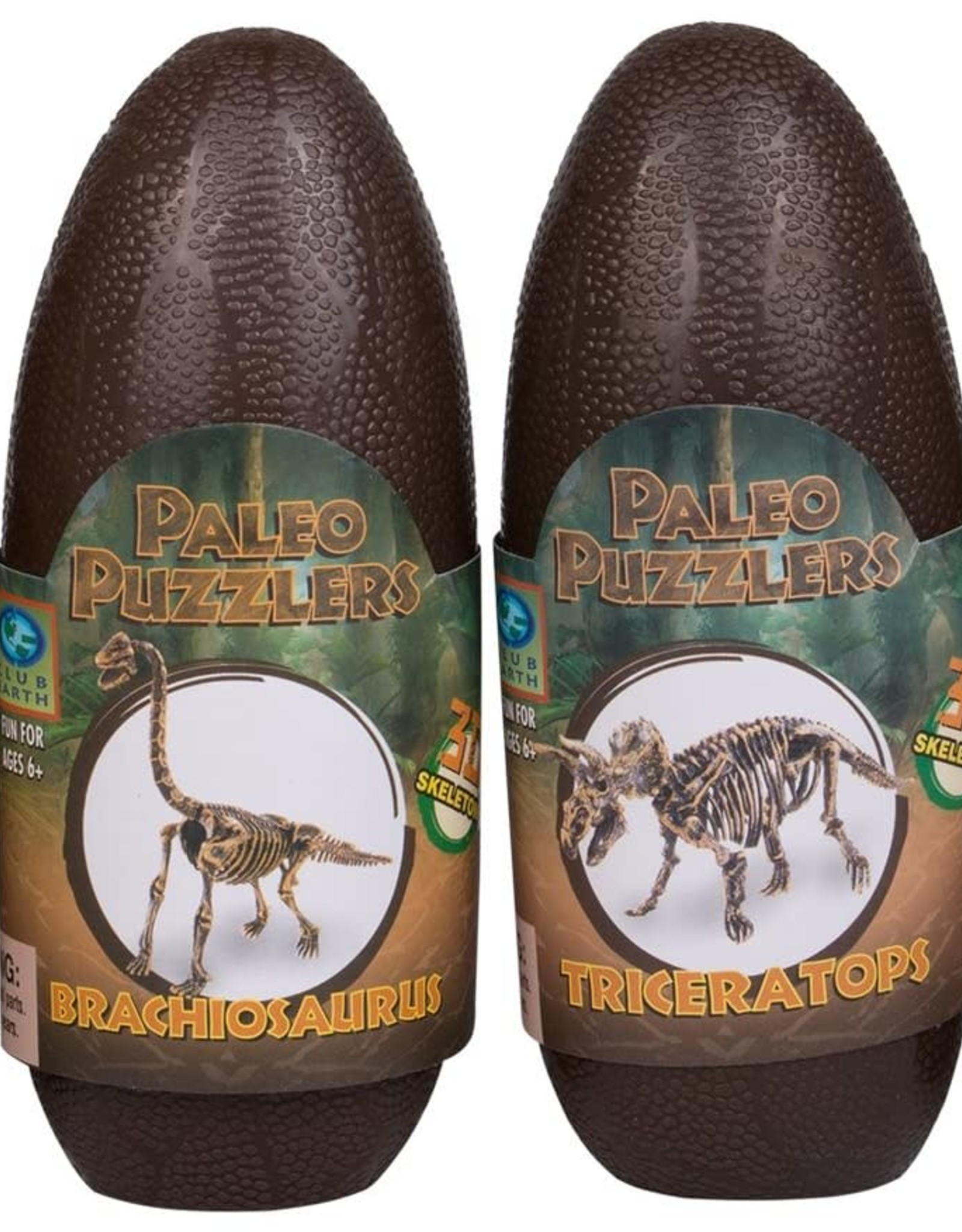 Club Earth Paleo Puzzlers