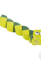 The Toy Network Wiggly Wooden Crocodile