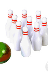 The Toy Network Mini Bowling Game