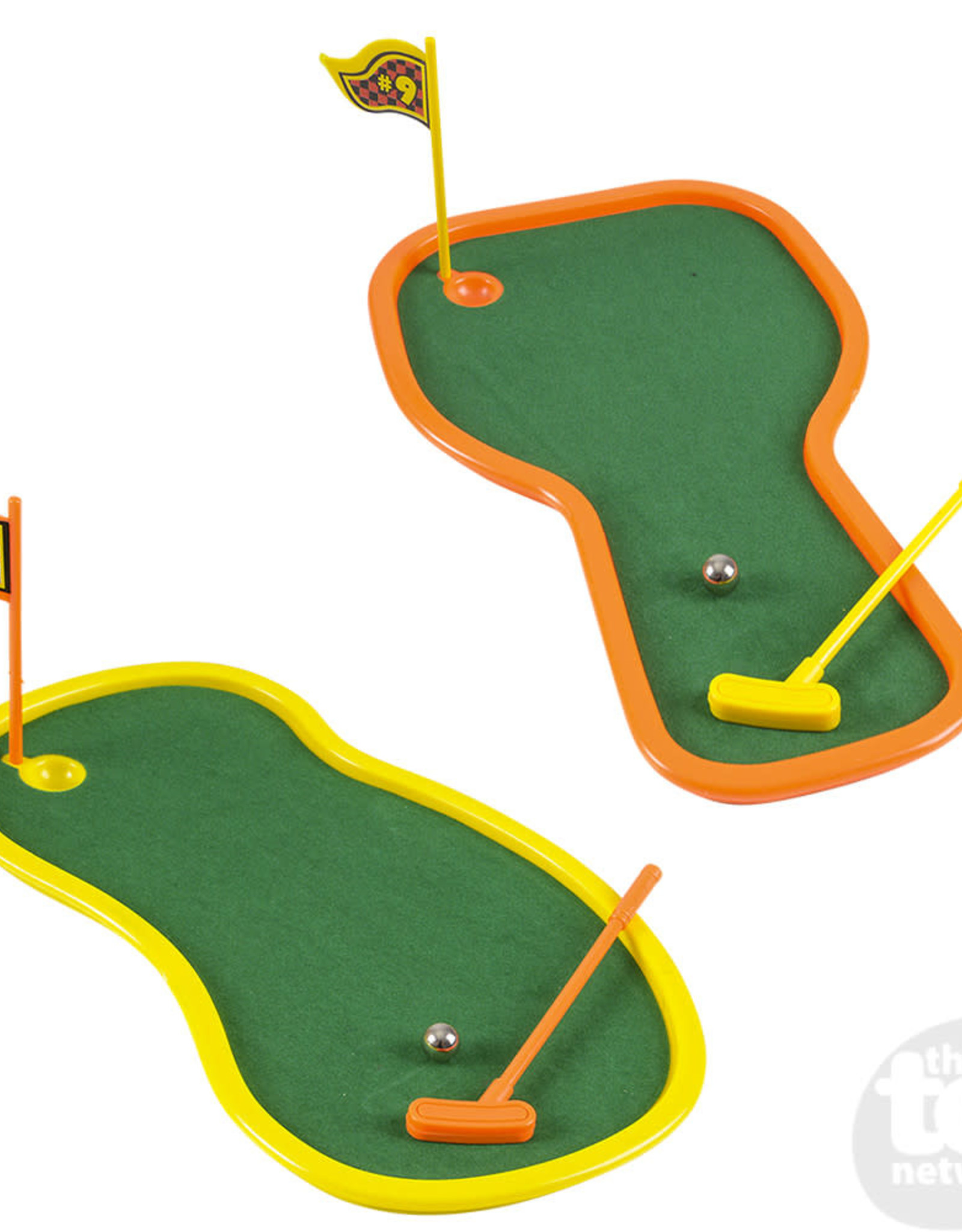 The Toy Network Mini Golf Putting Green