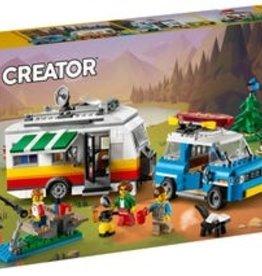 LEGO LEGO Caravan Family Holiday