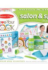 Melissa & Doug MD Play Salon Kit