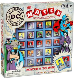 Top Trumps Matching Game DC Comics