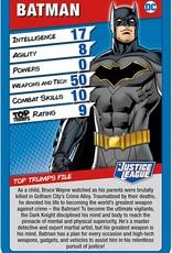 Top Trumps Justice League
