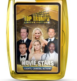 Top Trumps Top 30 Movie Stars