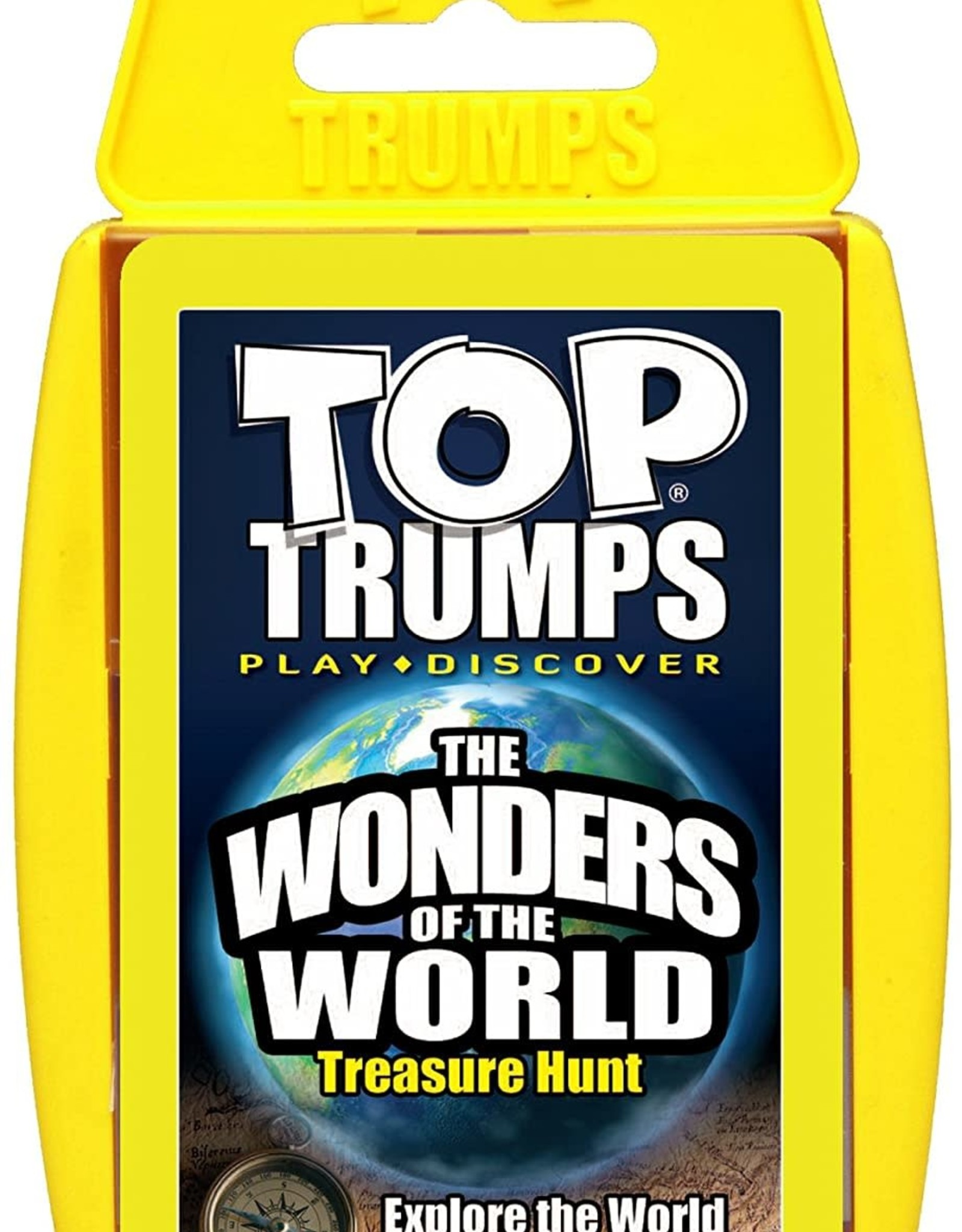Top Trumps Wonders of the World