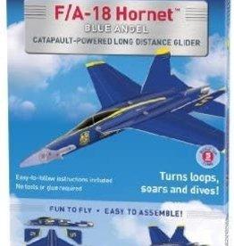 WowToyz Smithsonian F/A-18 Hornet Blue Angels Glider