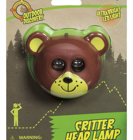 Toysmith Critter Head Lamp