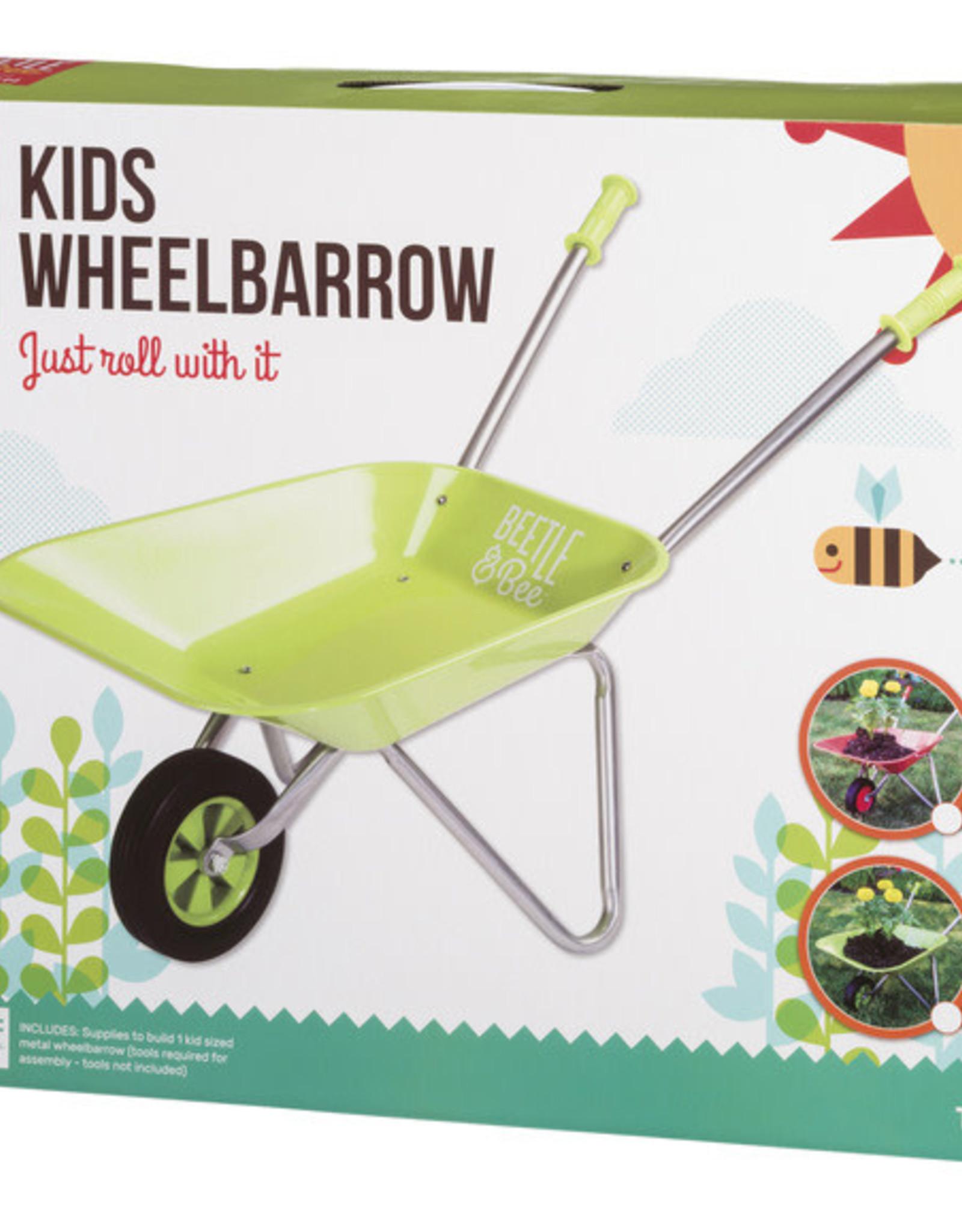 Toysmith Kids Wheelbarrow
