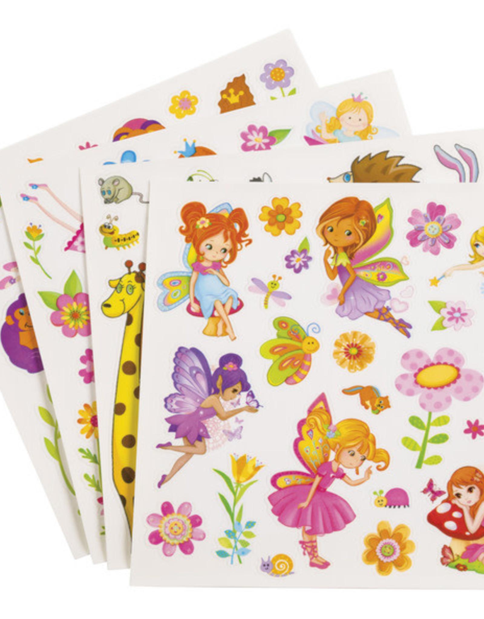 Toysmith Fairy_Princess Activity Sticker Kit