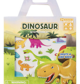 Toysmith Dino_Road Racer Activity Sticker Kit