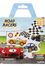 Toysmith Dino_Road Racer Activity Sticker Kit